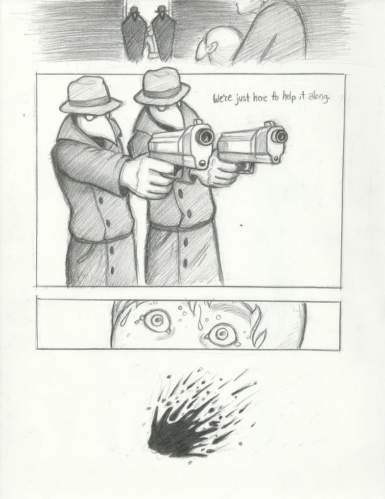 The Plague Doctors Page 5 by Fatalist555