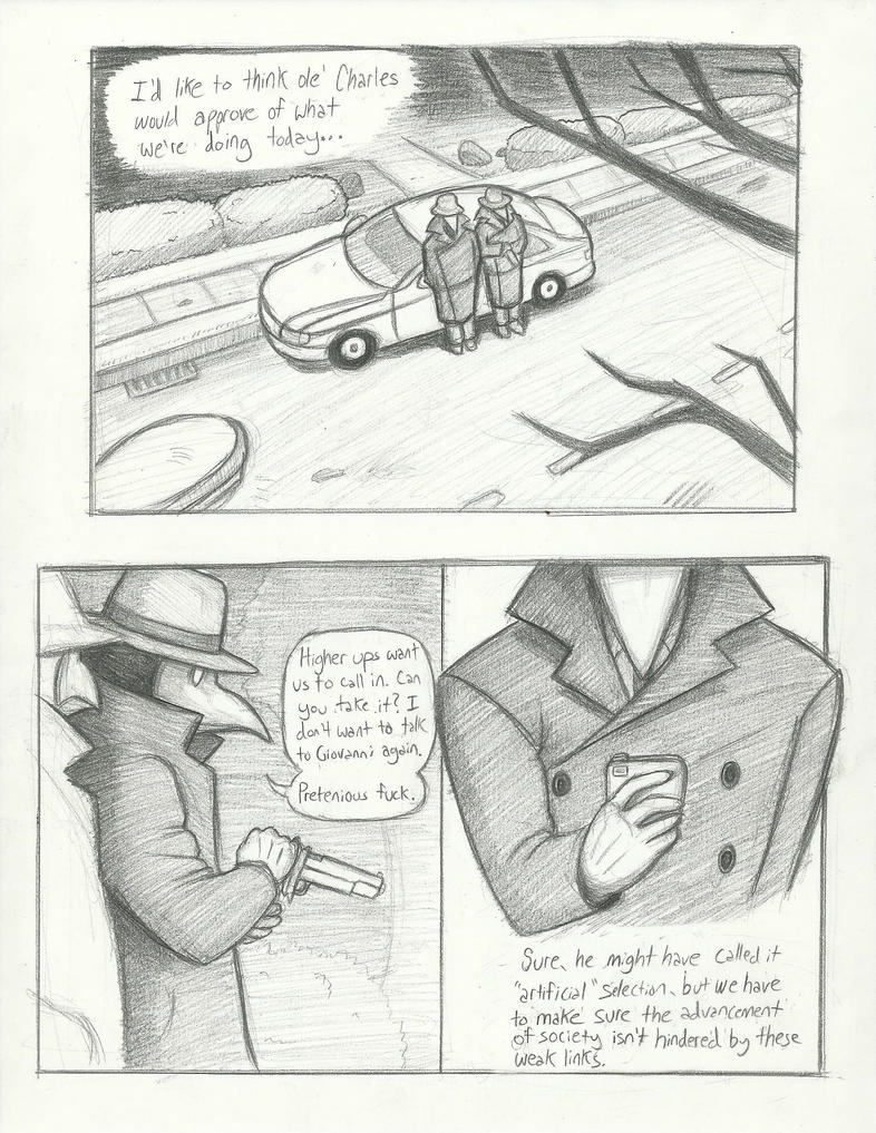 The Plague Doctors Page 6 by Fatalist555