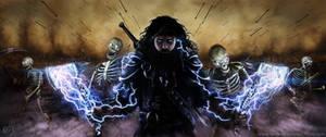Desert Shaman Warrior
