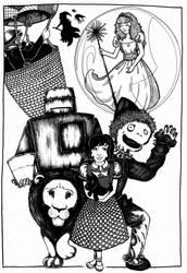 The Wizard of Oz by musicaltheatrechild