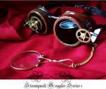 Steampunk Goggles Series 1