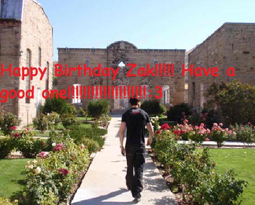 Happy Birthday Zak Bagans by 4swords120