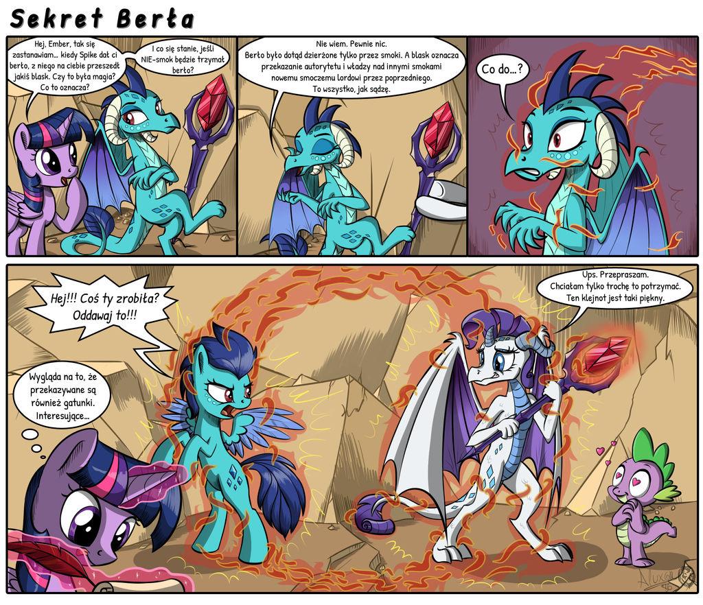 Sekret berla (Secret of the Scepter PL) by Lyokoheros