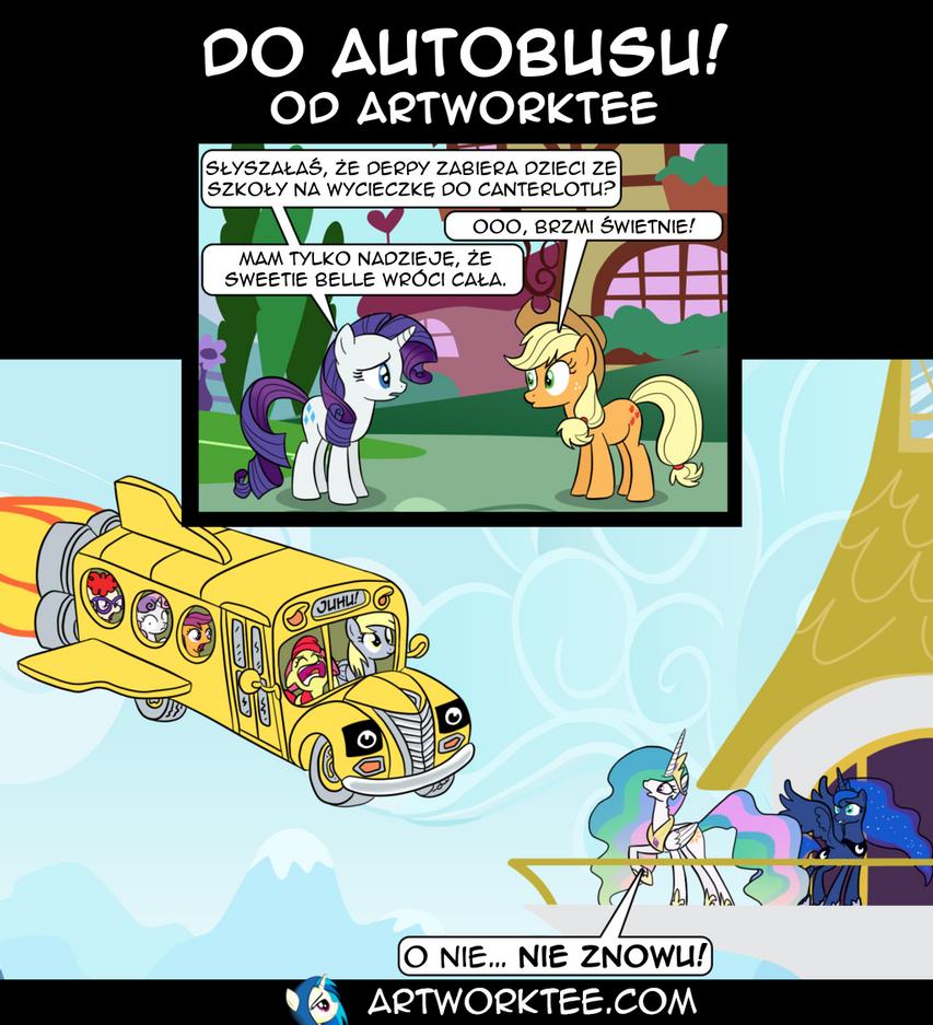 Do autobusu! by Lyokoheros