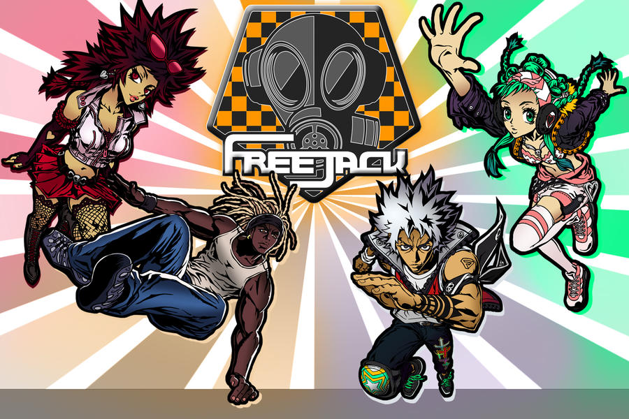 FreeJack- Free parkour racing FreeJack_Wallpaper_by_maedron