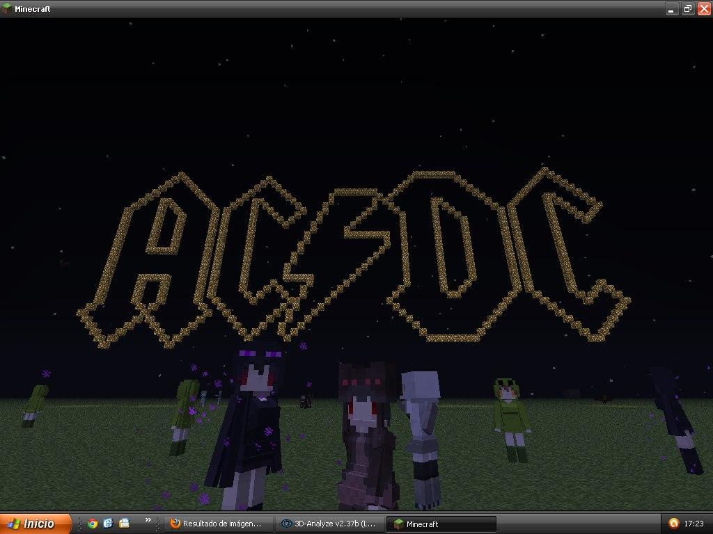 Ac Dc Art : Ac dc pixel art by akatzukokobain on deviantart