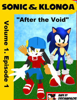 AtV: Sonic and Klonoa - Cover Page