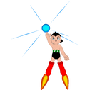 Astro Boy - There! (Random Render)