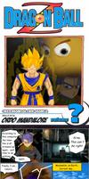 Gene the Emoji - DBZ Manga Collection: Issue #1