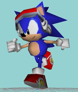 Sonic running and jamming