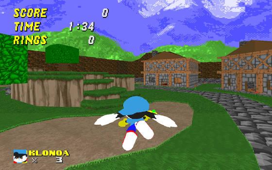 Release: Sonic Robo Blast 2 - Old Klonoa Wad