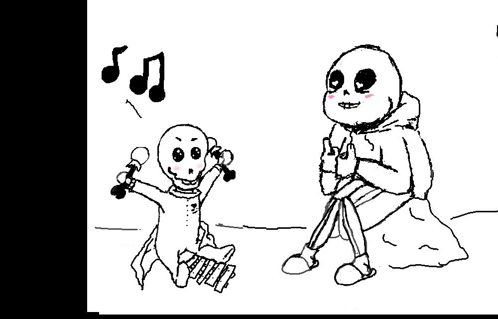 Baby Bones Concert by icysnowseal