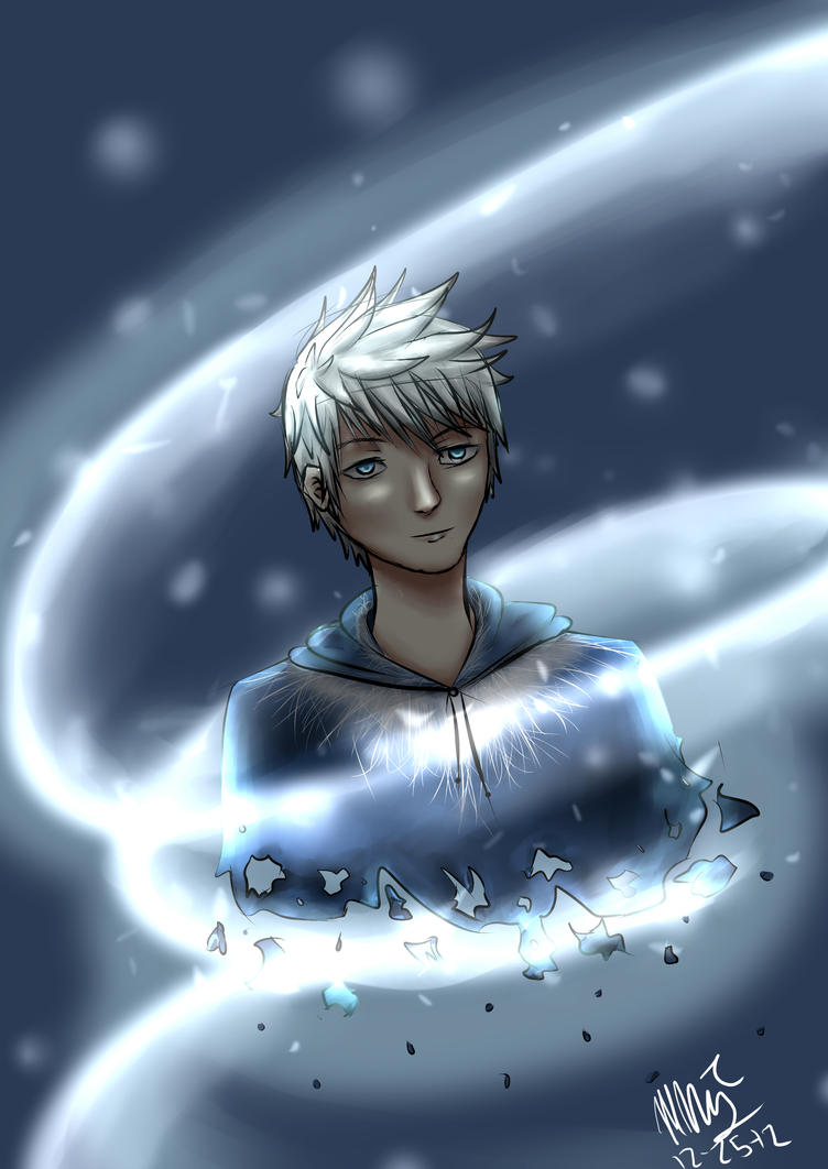 RotG- The Disappearance of Jack Frost by RavenWingsFly