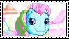 G3 Rainbow Dash stamp by ColossalStinker