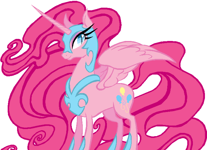 my little pony nightmare pinkie pie