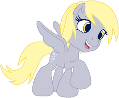 Derpy goes G3.5 by ColossalStinker