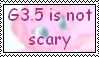 G3.5 MLP is not scary by Nutty-Nutzis