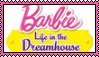 Barbie Life in the Dreamhouse stamp