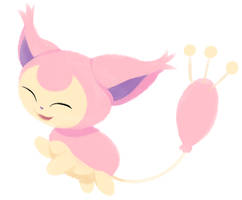 Banal skitty drawing by ColossalStinker