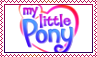 G3 My Little Pony logo stamp by Nutty-Nutzis