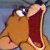 Jerry scream icon