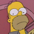 Untitled Homer Simpson icon 1 by ColossalStinker
