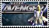 Astro Avenger stamp by ColossalStinker