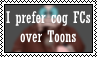 Cogs over Toons by Stinkek