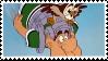 Infirmofpurpus stamp by ColossalStinker