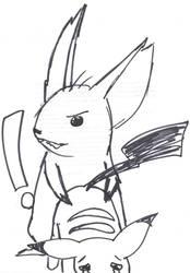 Bad LingLing by drawntogetherclub