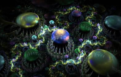 Oily Bubbles