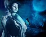 Blue Moon Risen