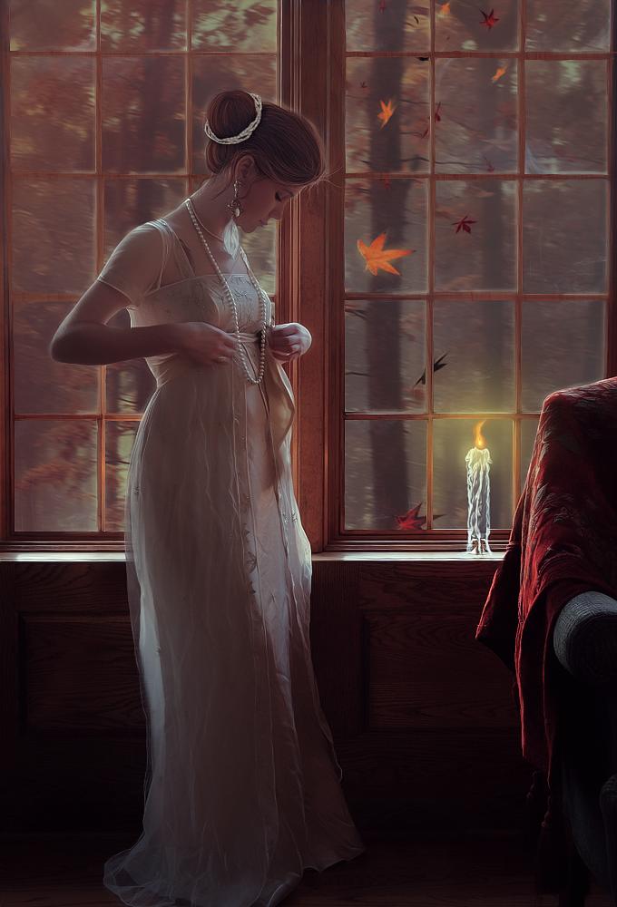 Mrs. Darcy by damilepidus