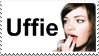 Uffie Stamp by ChiiLuna
