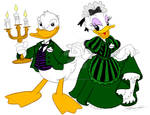Mansion Ducks by bri-chan