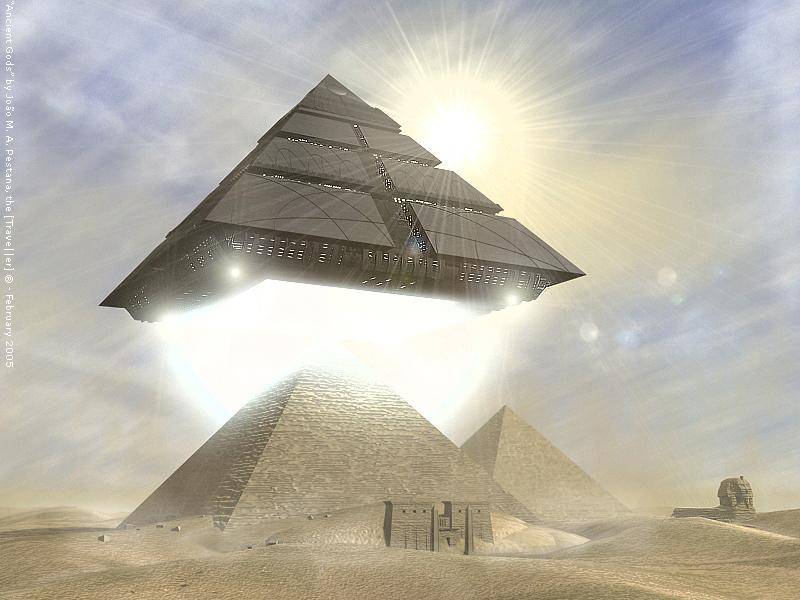 pyramids planets the bible - photo #27