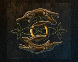 Celtic Leporidae by Sakalah