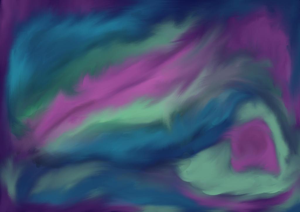 Space Canvas by Saintus1