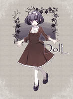 Adopt Auction: DolL [closed] by shotafied