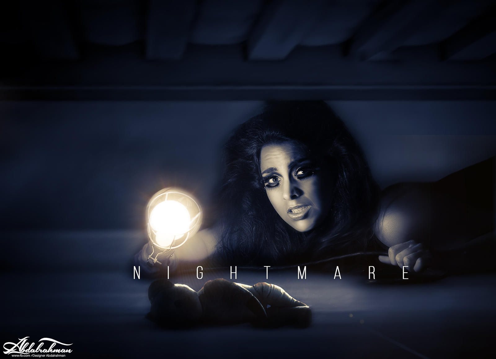 Nightmare by Designer-Abdalrahman