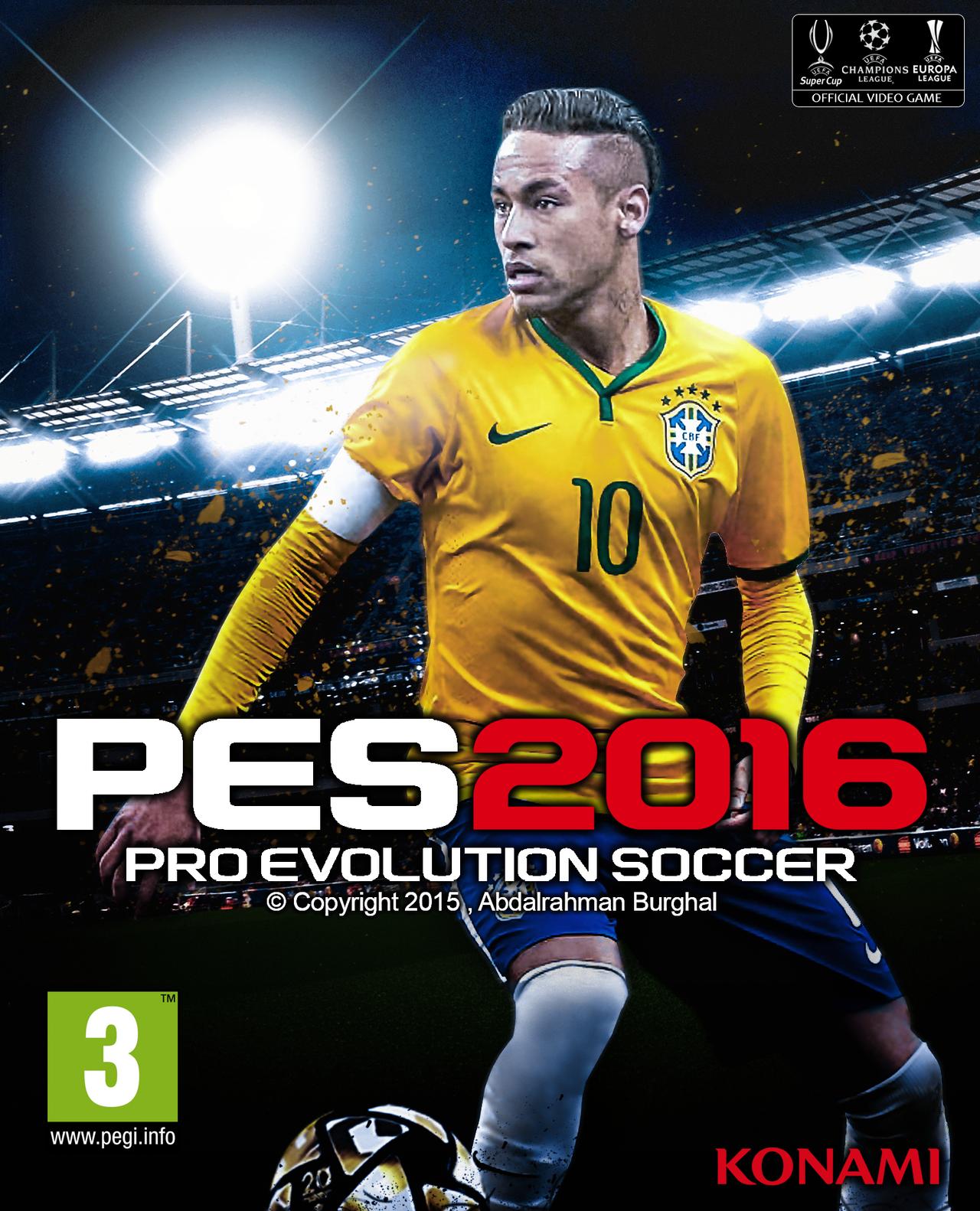 PES 2016 (2015) | RePack от R.G. Steamgames