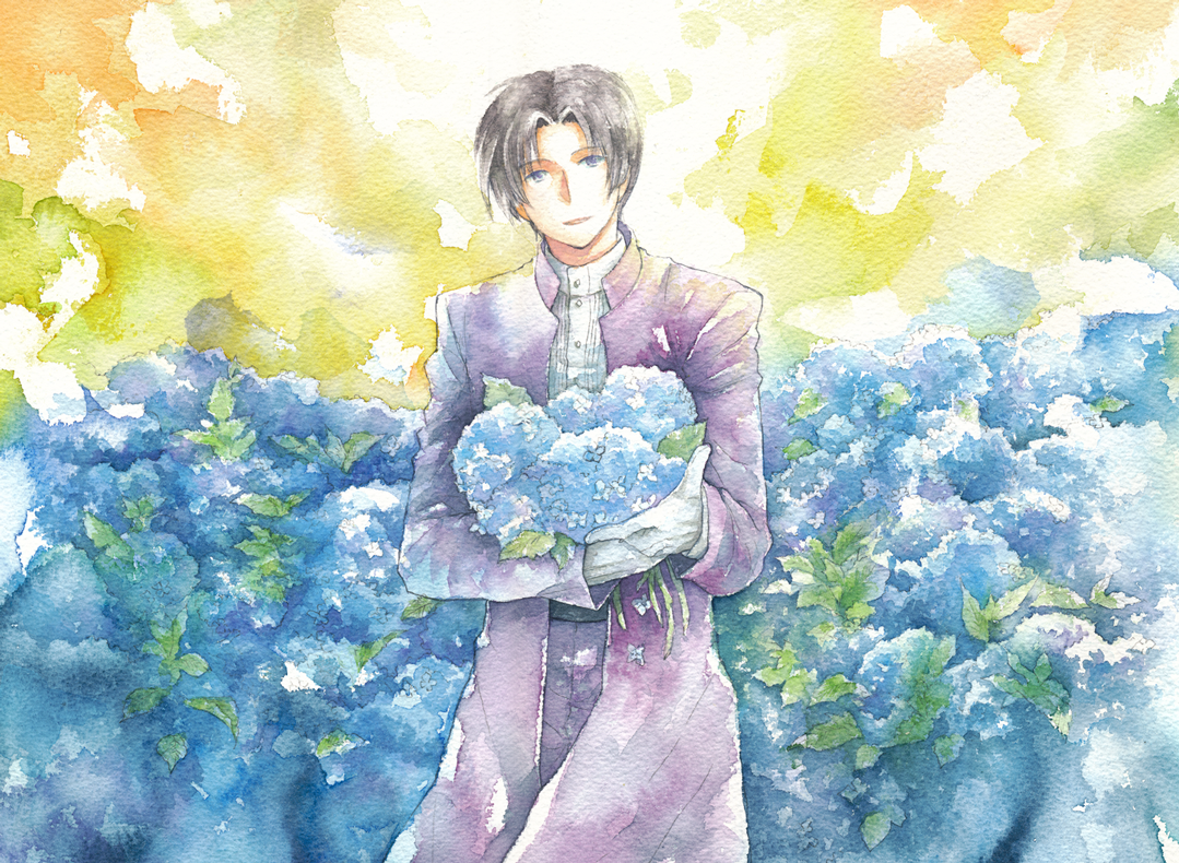 Flowers for You by nomichi on DeviantArt
