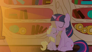 Twilight Sparkle, My Mentor and More - Cover