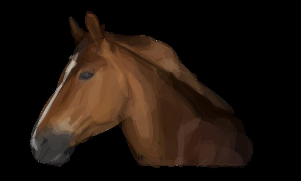 Elliptic horse by Animatron-io