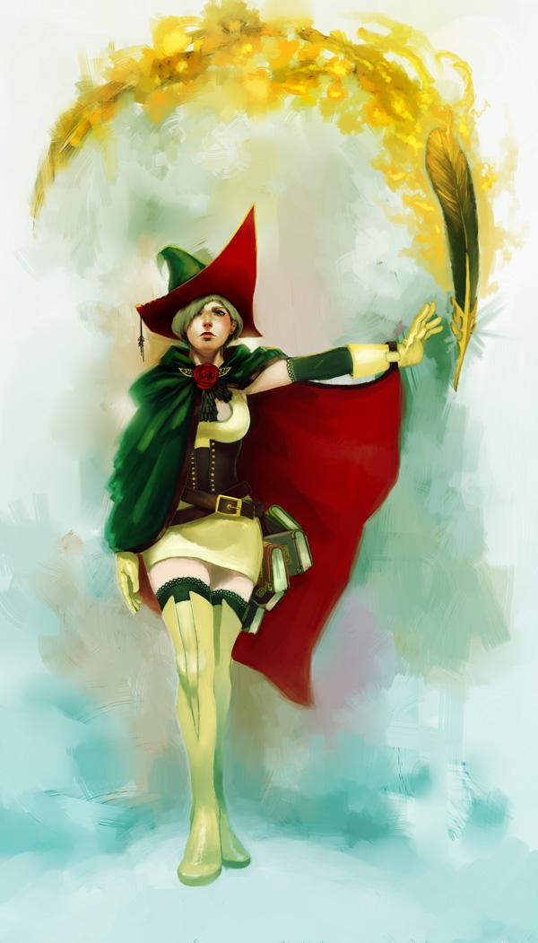 FEZ: Wizard of Words by LEKKER