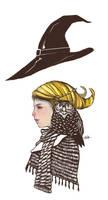 Floating Hat by LEKKER