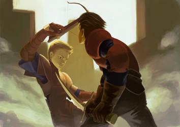 Avenger's Strike by LEKKER