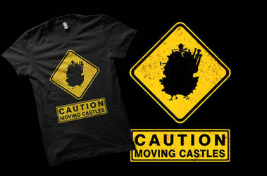 Caution - Moving Castles