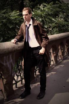 Constantine cosplay