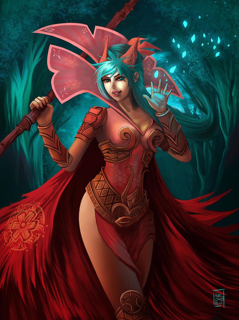 magic powders by angelcanohn